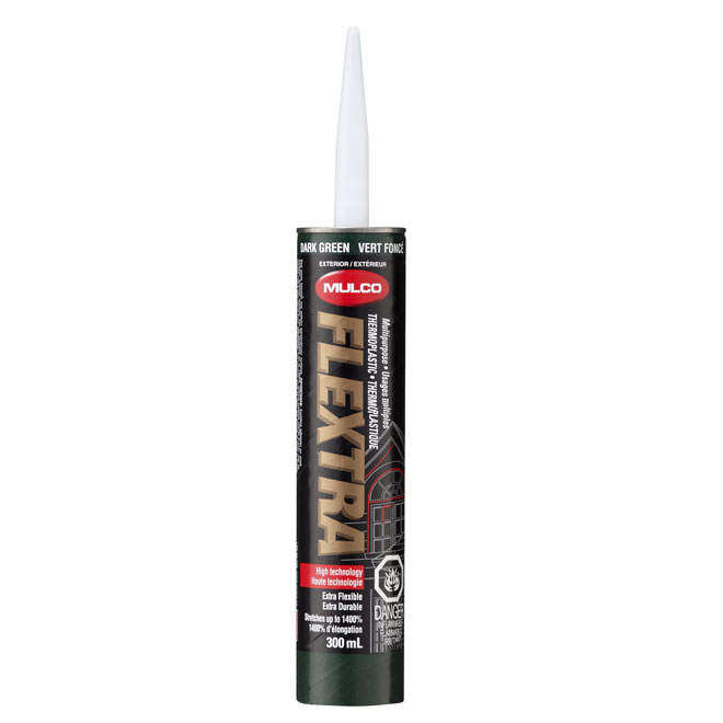 Exterior Thermoplastic Sealant 300ml - Dark Green