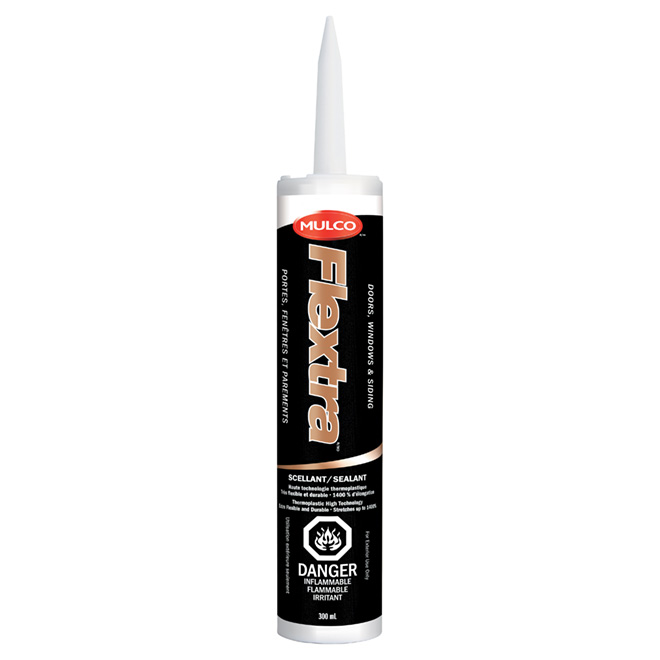 Exterior Thermoplastic Sealant 300ml - Saddle Brown