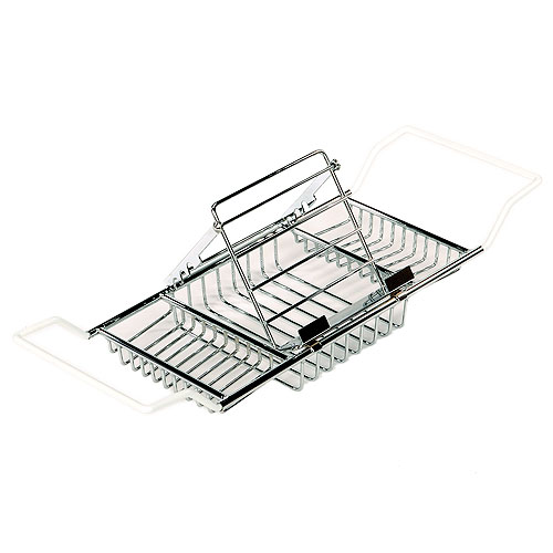 taymor adjustable bathtub caddy 02-dr8590 | rona