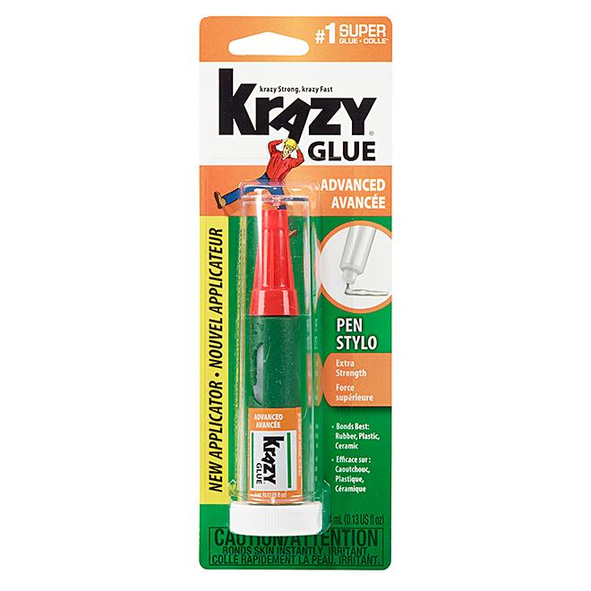 "Instant ""Krazy Glue"" Precision Pen, 4 mL"