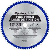 Circular Saw Finishing Blade - 12