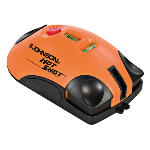 Johnson Hot Shot(R) Mini Laser Level