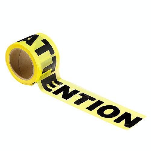 Ruban de barricade «Attention»