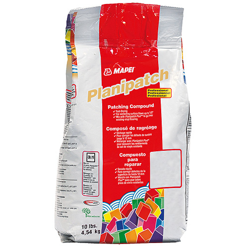 Planipatch Patching Compound - Fast Setting - Polymer - 4.5 kg - Grey