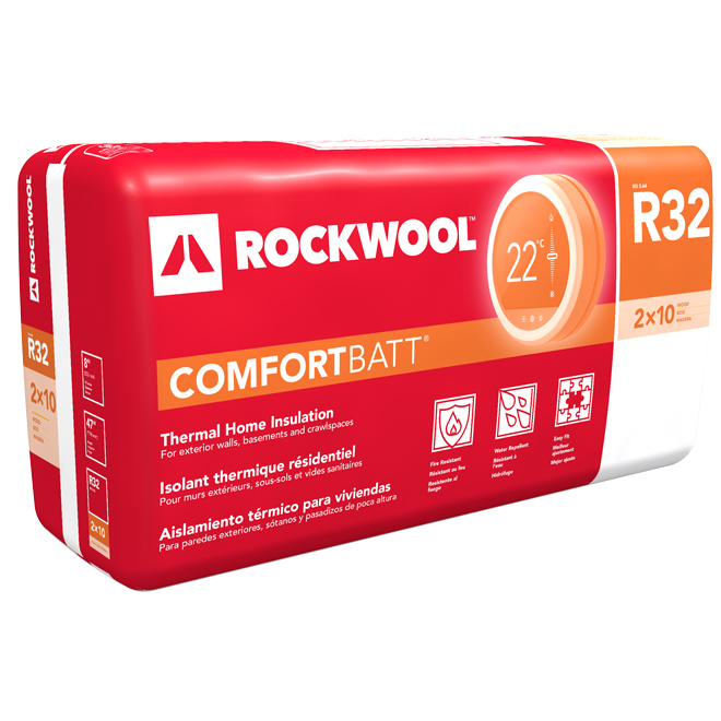 """R32 """"ComfortBoard IS"""" Insulation"""