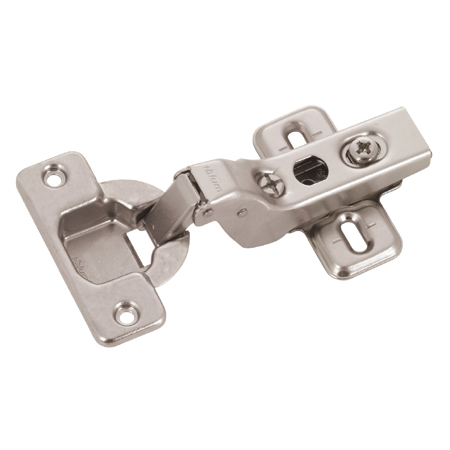 Clip Hinge with Plate - 100°