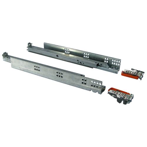 Tandem slide with blumotiom - Iron - 20''