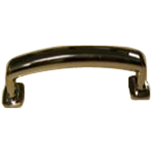 Metal Handle Pull Antique Nickel