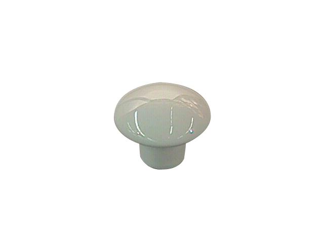 Ceramic Knob White