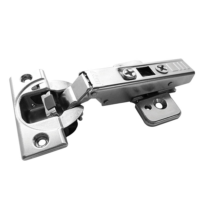 "Soft-Closing Hinge - Screw-On - 110° - 5/8"" - 2PK"