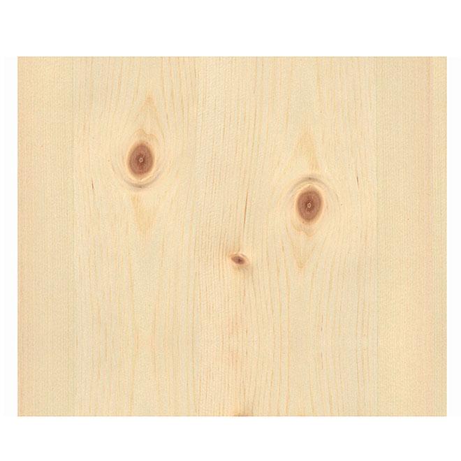 "Edgebanding -Knotty Pine -Pre-Glued - 7/8"" x 25'"