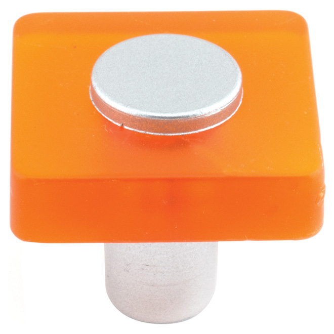 """Contemporary"" Plastic Knob"