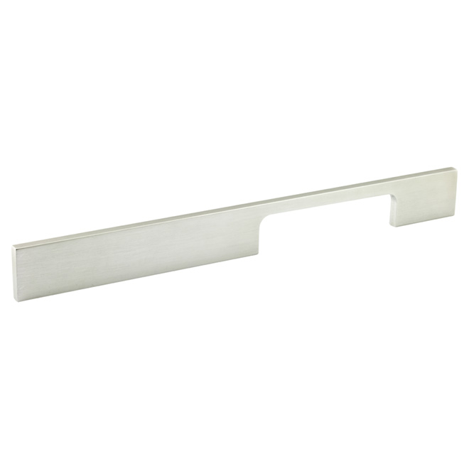 "Cabinet Pull - 12 19/32"" - Brushed Nickel"