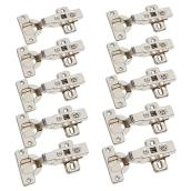 "Self-Closing Hinge - Screw-On - 110° - 5/8"" - 10PK"
