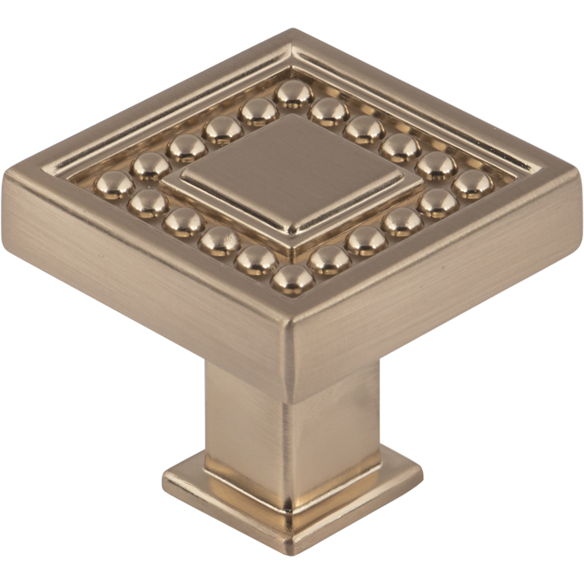 "Transitional Metal Knob - 1 5/16"" - Champagne Bronze"