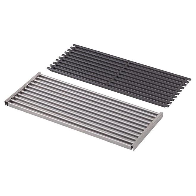 Char-Broil Enameled Cast Iron Grid - 4 Burner Grills