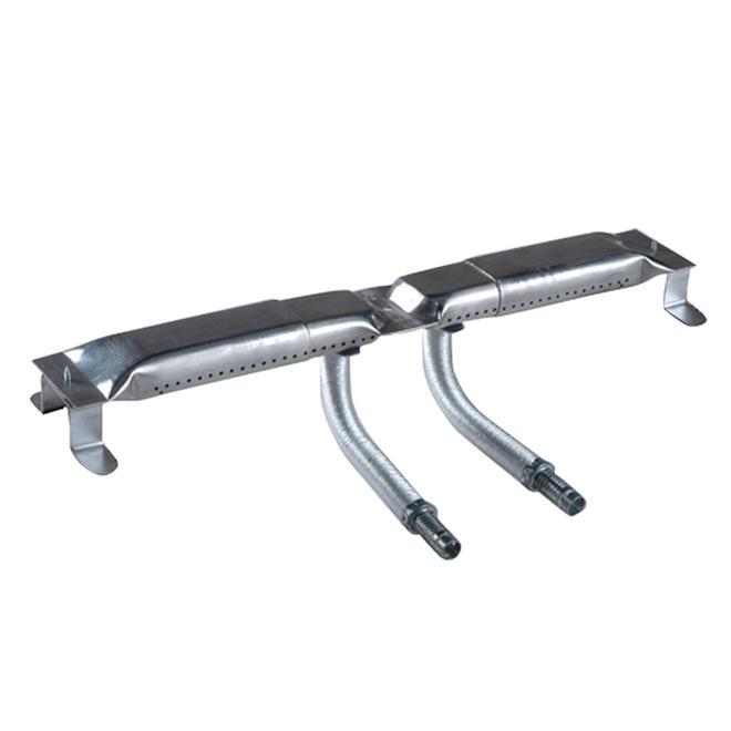 """Char-Broil Adjustable BBQ Bar Steel Burner - 15"""" to 22"""""""