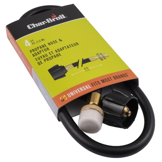 "Char-Broil Universal Liquid Propane Hose/Adapter - 48"""