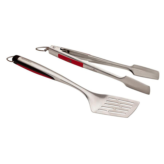 Grilling Tool Set for BBQ - Stainless Steel - 2-Piece