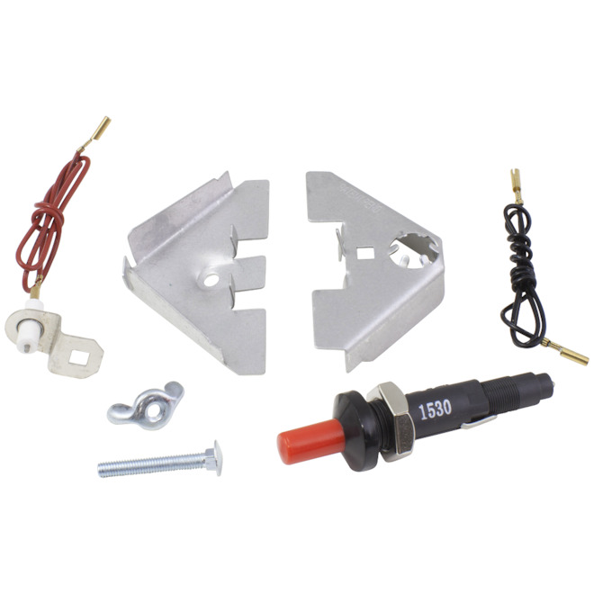 Char-Broil Barbecue Piezo Single-Spark Ignition Kit