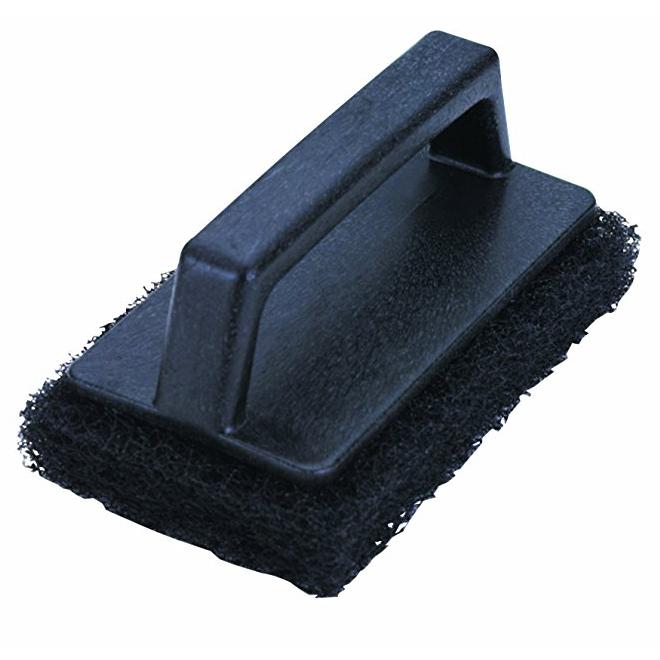 Char-Broil Grill Grid Scrubber Deluxe - Plastic - Black