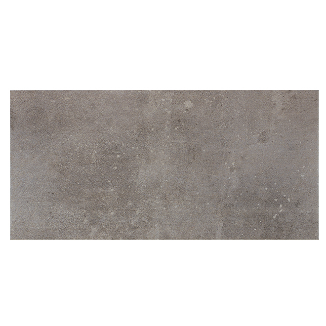 "Rome Porcelain Tiles - 12"" x 24"" - 6/Box - Anthracite"