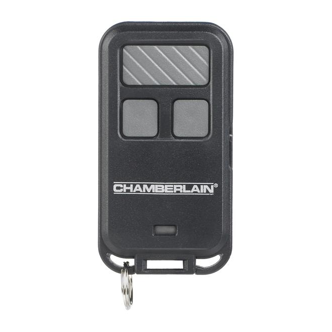 Chamberlain 3-Button Keychain Garage Door Remote