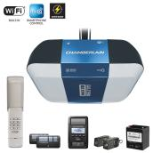 Chamberlain - Smart Garage Opener - Blue
