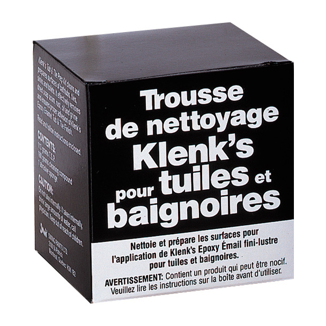 Trousse de nettoyage « Klenk's »
