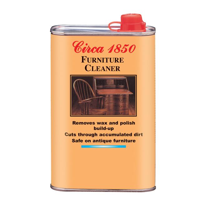 Cleaner - Furniture Cleaner - CIRCA 1850 Cleaner - Furniture Cleaner 180450 RONA