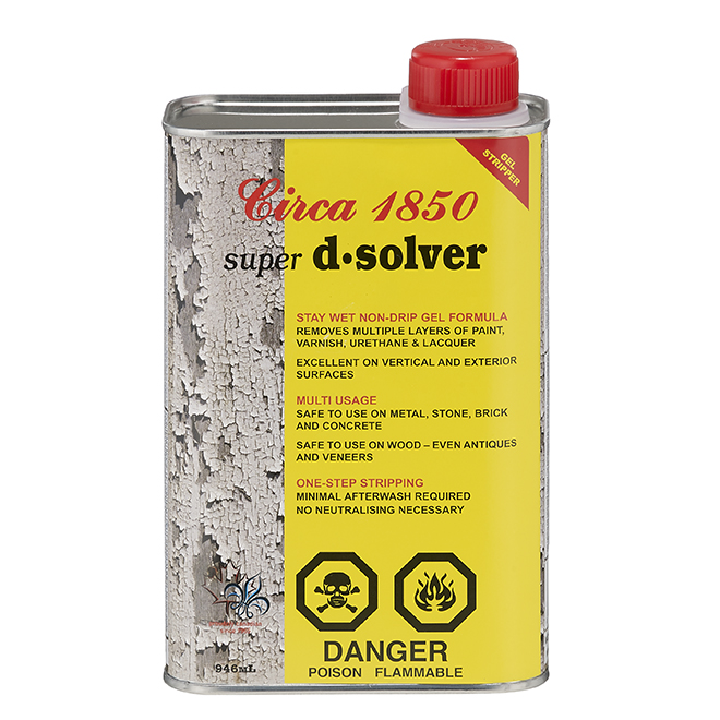 Circa 1850 Wet Gel Paint Remover - 946 mL