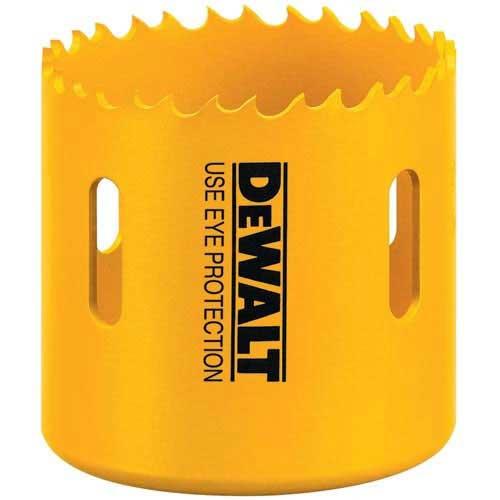 "DeWalt - Bi-Metal Hole Saw - 2 3/8"" - Double Tooth Design"