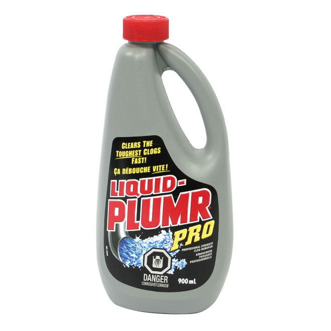 Professional Liquid Plumber - 900 ml