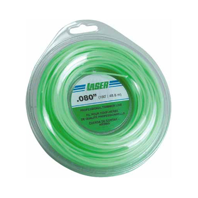 Electric Trimmer Line - 0.080'' - 160'