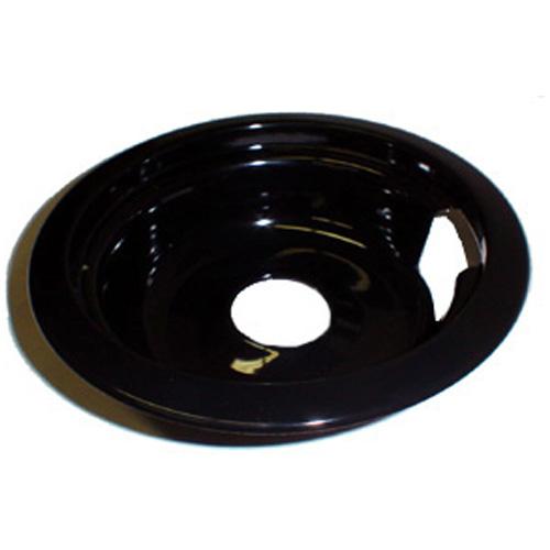 "Porcelain Stove Drip Bowl and Trim Ring - 6"""