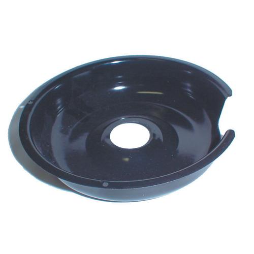 Cuvette de cuisinière Laser, 6 po, noir