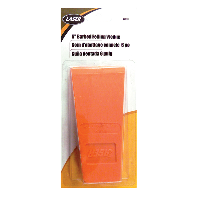 Heavy-Duty Plastic Edge Felling 5""