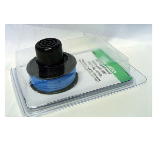 """Edge Trimmer Line - 0,065"""" - Blue and Black"""