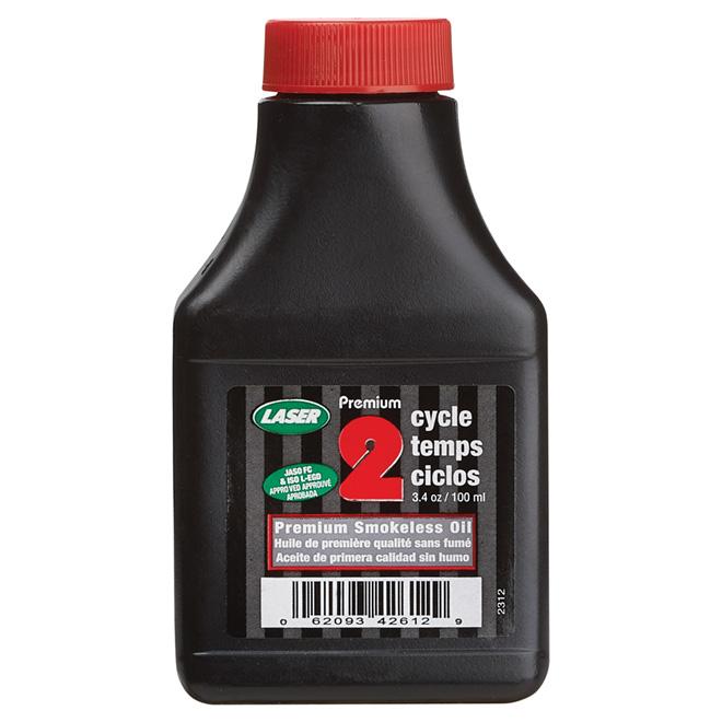 Premium 2-Cycle Smokeless Oil - 100 mL
