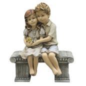 Statue «Enfants sur un banc»
