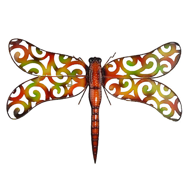 """Dragonfly"" Wall Ornament"