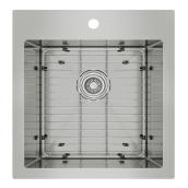 Odyssey Single Kitchen Sink - Stainless Steel