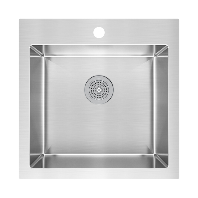 Stainless Steel Single Kitchen Sink | RONA