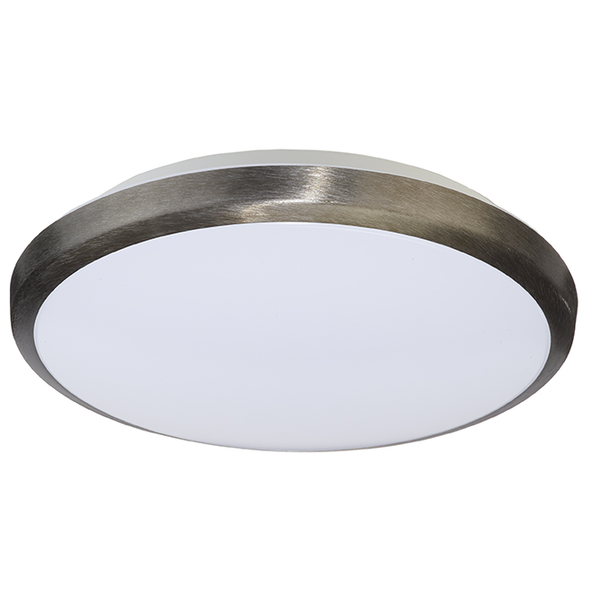 Circular Flushmount - LED - 29 W - Brushed Nickel