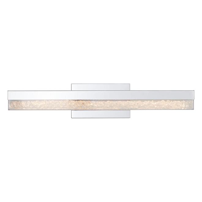 "Bathroom Vanity Light - 26.9"" - Chrome"