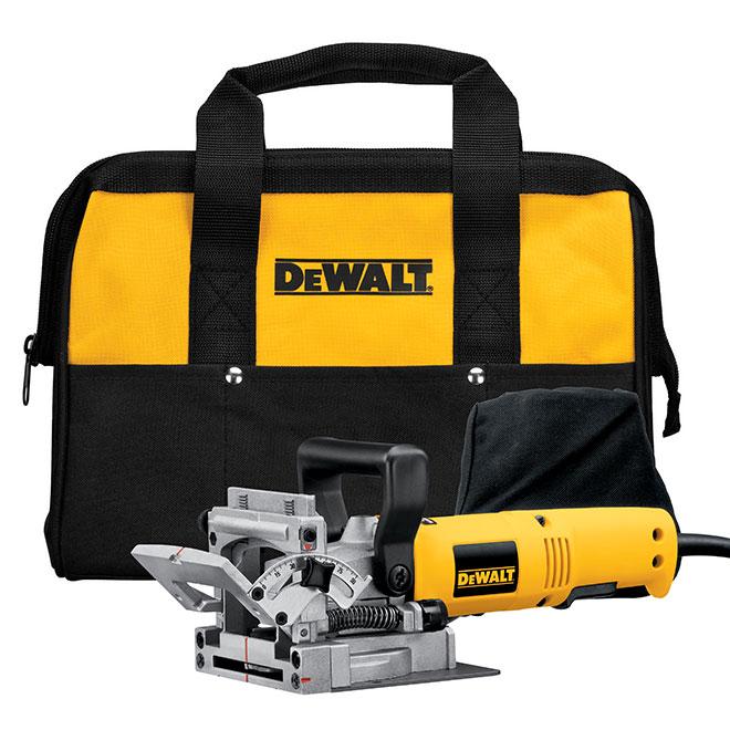 Machine à jointer Dewalt, 6,5 A