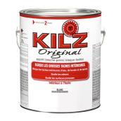 Apprêt à base d'huile intérieur «Kilz»