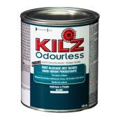 Apprêt bouche-pores inodore Kilz Odourless(MD), 946 ml