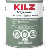 Kilz Odourless(R) Sealer Primer - Oil Base - 3.78 L - White