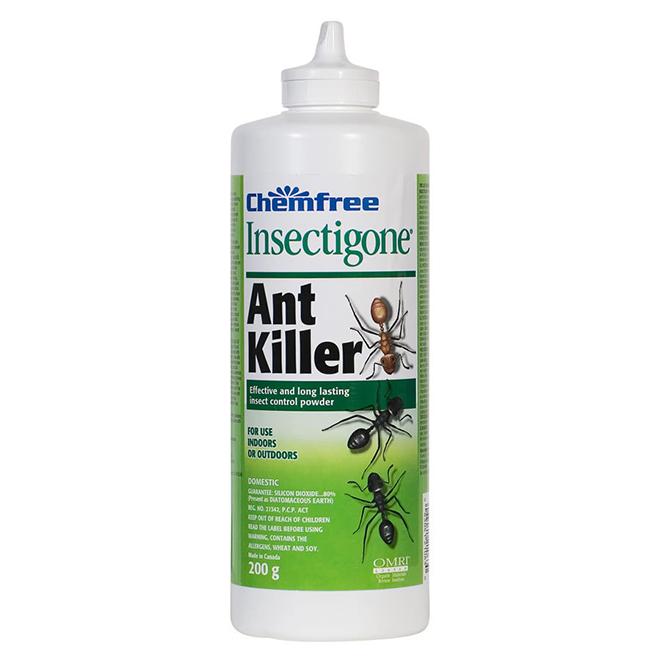 insecticide naturel pour fourmis rona. Black Bedroom Furniture Sets. Home Design Ideas